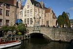 Button to see details and booking options for Ghent & Bruges