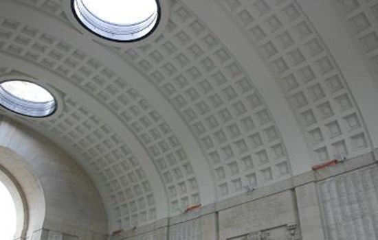 The Menin Gate in Ypres, Belgium (In Flanders Fields)